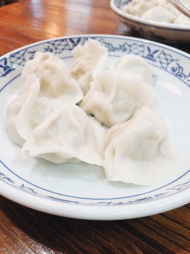 Dumpling 餃子 5$