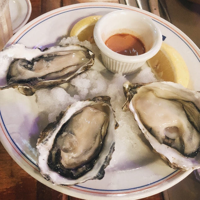 Oyster RM43.90