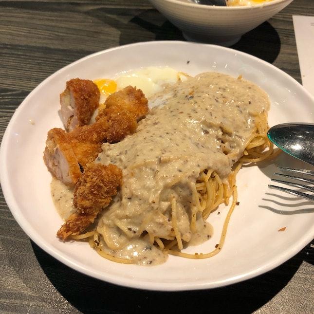 Value Meal Shio Noodles ($6.90)