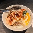 Mentaiko Salmon Bowl ($7.90)