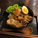 Kimchi Sliced Pork Bowl ($6.90)