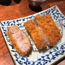 Ginjo Pork Fatty Loin Katsu Set ($36)