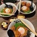 Taiwan Mazesoba Nagoya Style With Karaage/Cha Shu