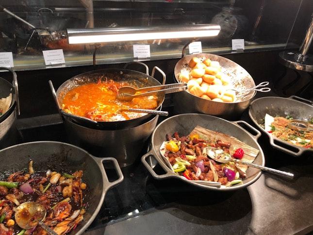 Local Singapore Cuisine