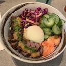 Truffle Wagyu Beef Donburi Rice Bowl