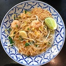 Phad Thai is always the favorite Thai dish of many locals.
