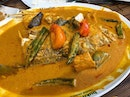 Curry fish head is not only comforting but detoxing as well (since they say tumeric can remove your toxins).