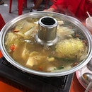 Craving for fish steamboat right now cos I'm freezing in China.
