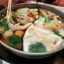 Catchup with #bff @jaslynsze over hotpot.
