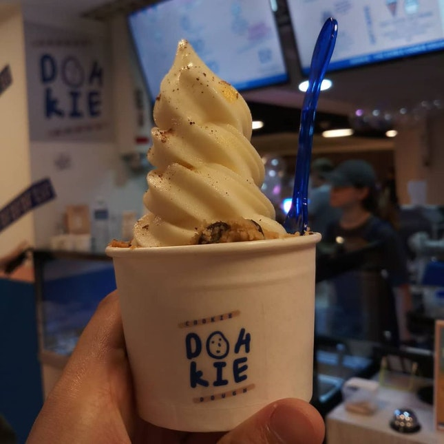 DOHKIE - The Edible Cookie Dough Shop 21/06/19