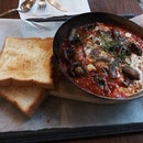 Shakshuka with Mushrooms ($14) 04/09/19