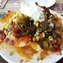 Loaded Chili Nachos ($14.90++) 04/09/19