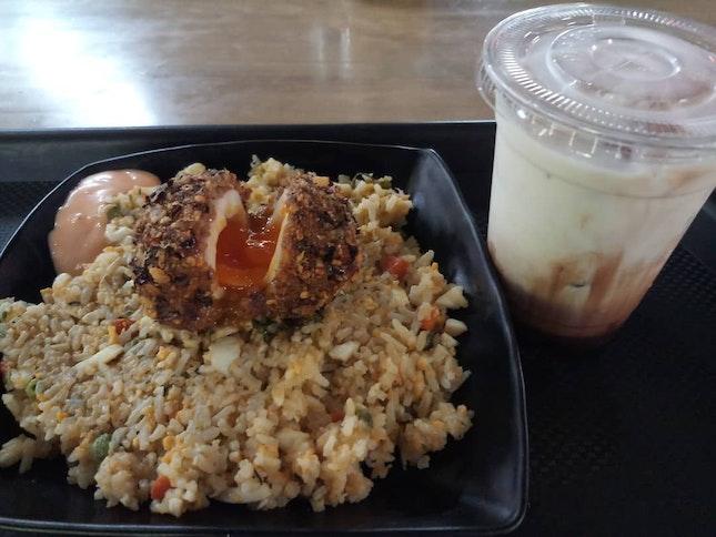 Moo Stash Lunch Set + Iced Chocolate ($6.80 + $3) 04/09/19