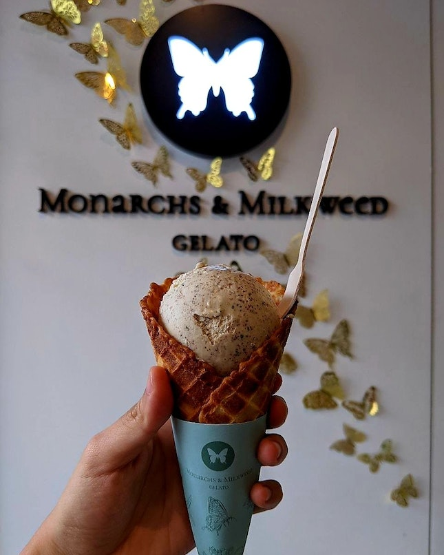 Best Gelato Flavour So Far (And Cone Too!)