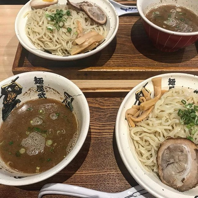 @menyamusashisg is always a great choice if you want a filling Japanese meal!