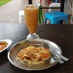 This is one of the best crispy prata in Singapore.