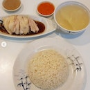 Downtown East Ex Chatterbox chicken rice