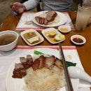 Kam's Roast Lunch Set