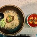 Vinaigrette Ebiko Prawn Paste Dry Noodles