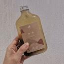 Cold Brewed Oolong Tea