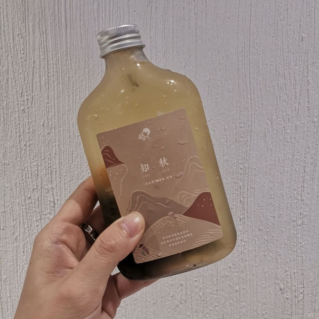Cold Brewed Oolong Tea
