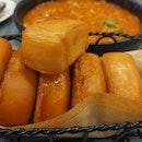 Deep Fried Mantou