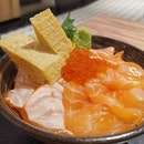 Are you a fan of Salmon Sashimi?