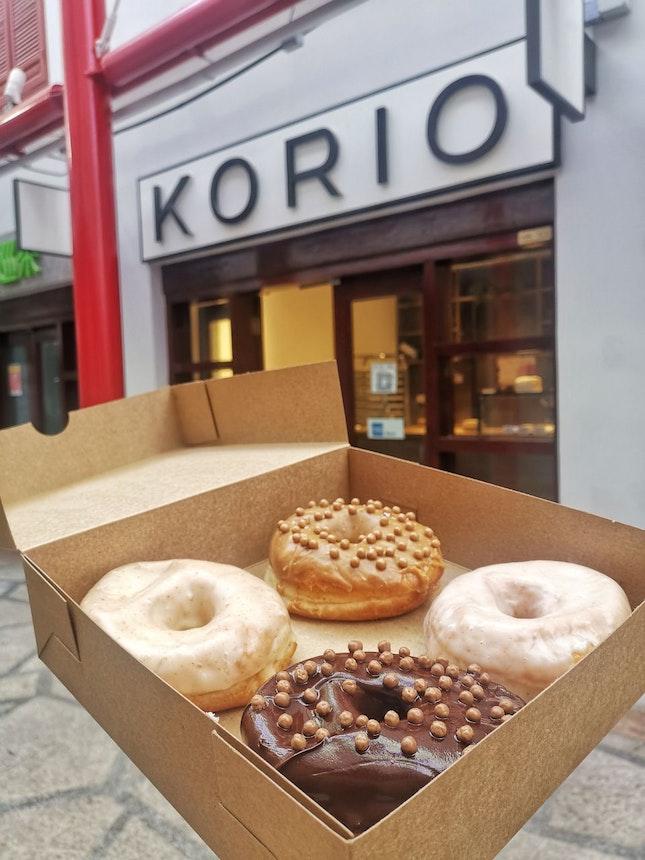 Korio Doughnuts