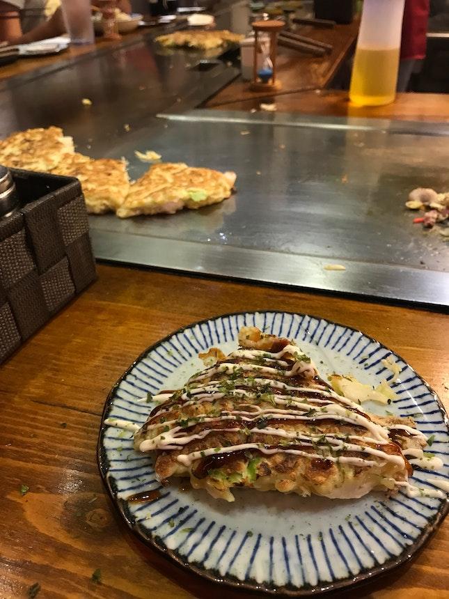 DIY Okonomiyaki
