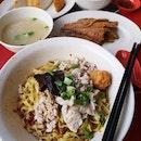 Ah Lam's Abalone Noodle @ Race Course Road