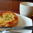 Teatime with Starbucks: Tuna Shepard's Pie