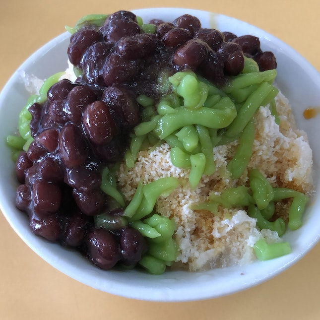 Old Amoy Cendol - Great Old School Flavours