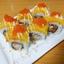 Ebi Mango Maki from Japanese Curry Express!