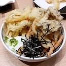 Kakiage Maze Udon from Ichiban Boshi!