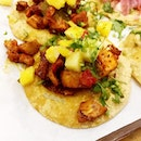 Chicken Tacos from Barrio!