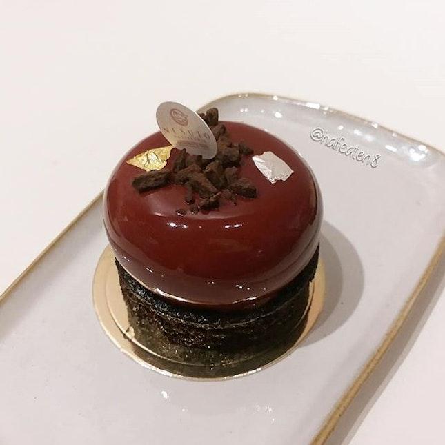Le Chocolat cake from Nesuto!