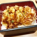 Kakiage Tempura Don from Sushi Tei!