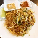 Prawn Pad Thai from Sanuk Thai!