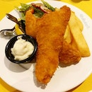 Fish & Chips from Shashlik Restaurant!
