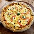 Margherita Pizza from Pizza Maru!!