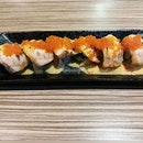 Aburi Salmon and Unagi Maki from Wasabi Tei!