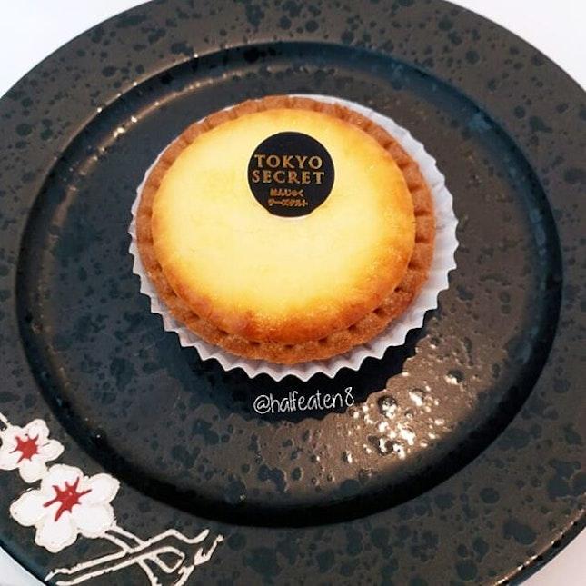 Cheese Tart from Tokyo Secret!