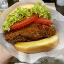 'Shroom Burger from Shake Shack!