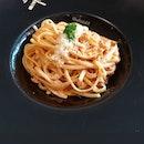 Linguine al Granchio from Pasta e Formaggio!