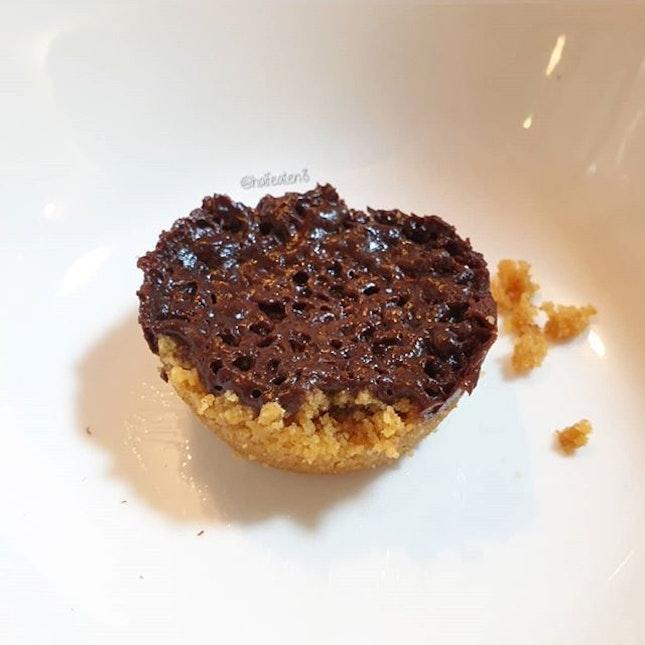 Homemade Chocolate Tart!