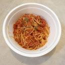 Spicy Beef Ragu Pasta from Plain Vanilla!