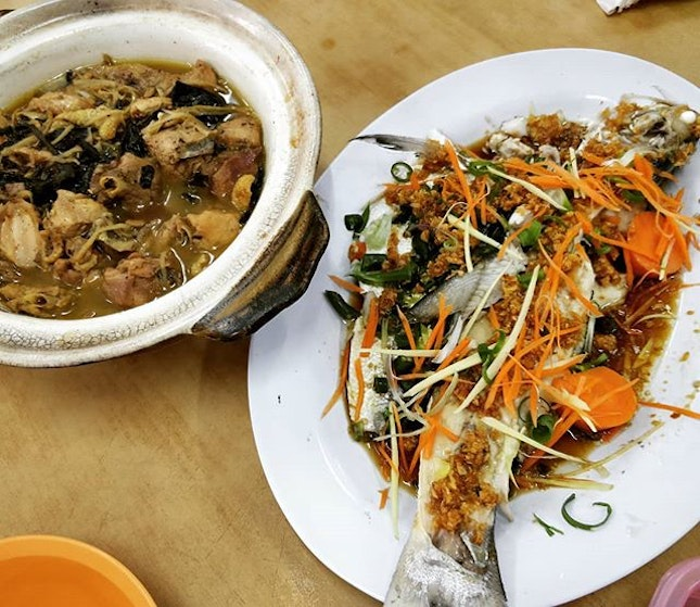 #cxyi #terdad - 28th March 2019 - second meal after lights shopping for my yishun place.