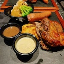 Collin's Mixed Grill ($20++)