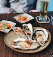 Sashimi Grade Oyster! ❤️
