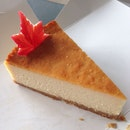 Maple Seasalt Cheesecake